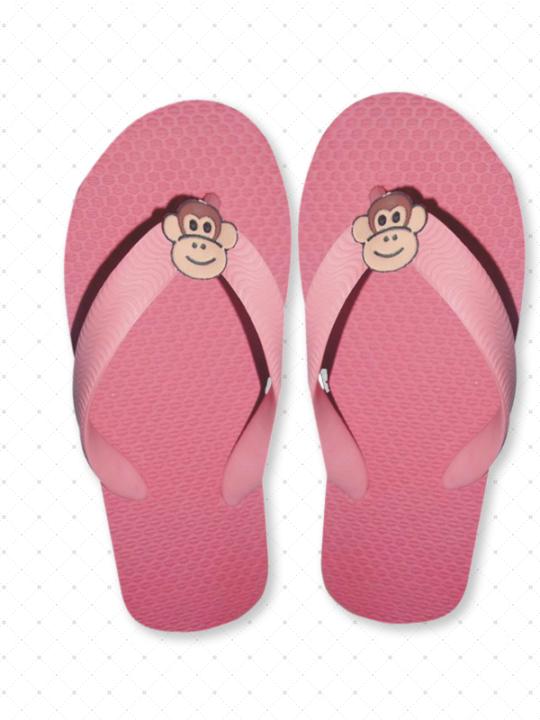 Pink Kids Flip-Flops