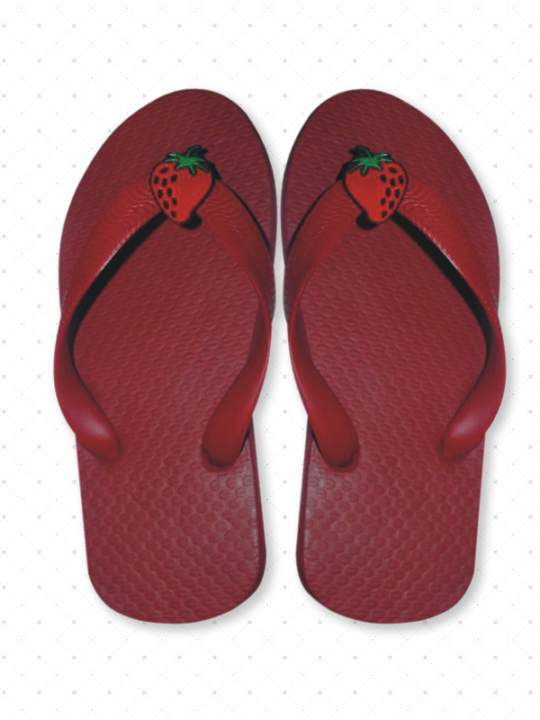 Strawberry Feet