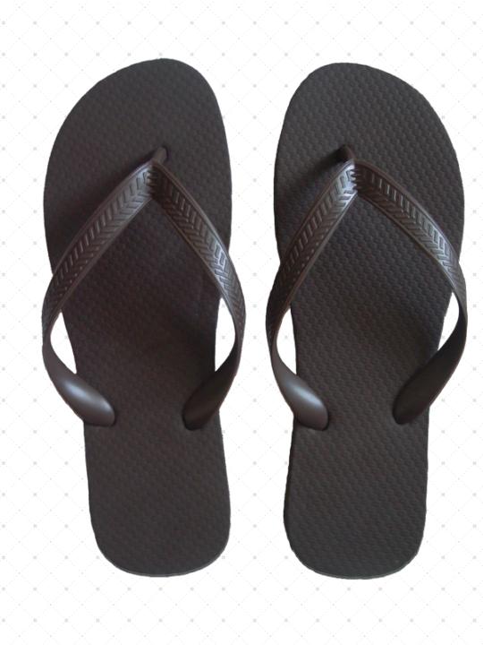 Milenio Brown Flip-Flops