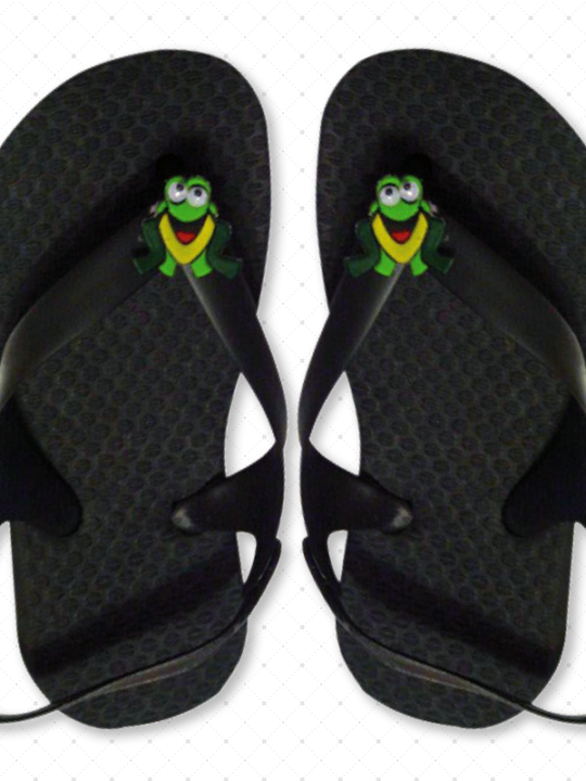 Custom Print Flip-Flops