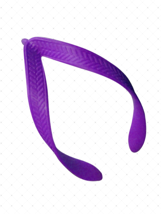 Purple Flip-Flop Strap