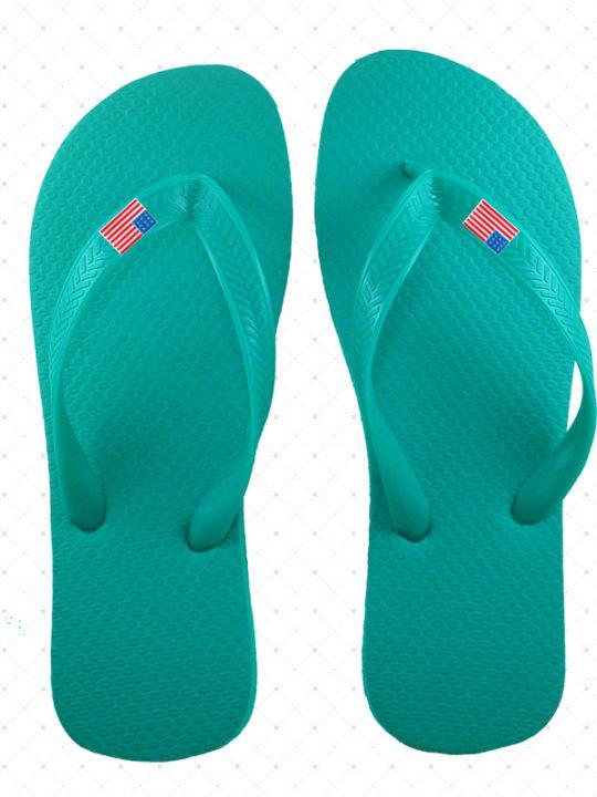 USA Blue Flip-Flop