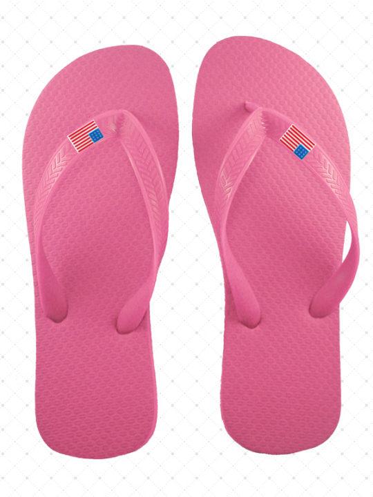 USA Pink Flip-Flop
