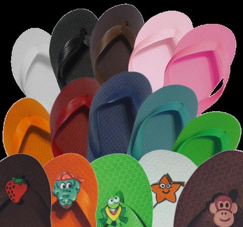 Children's Wholesale Flip-Flops