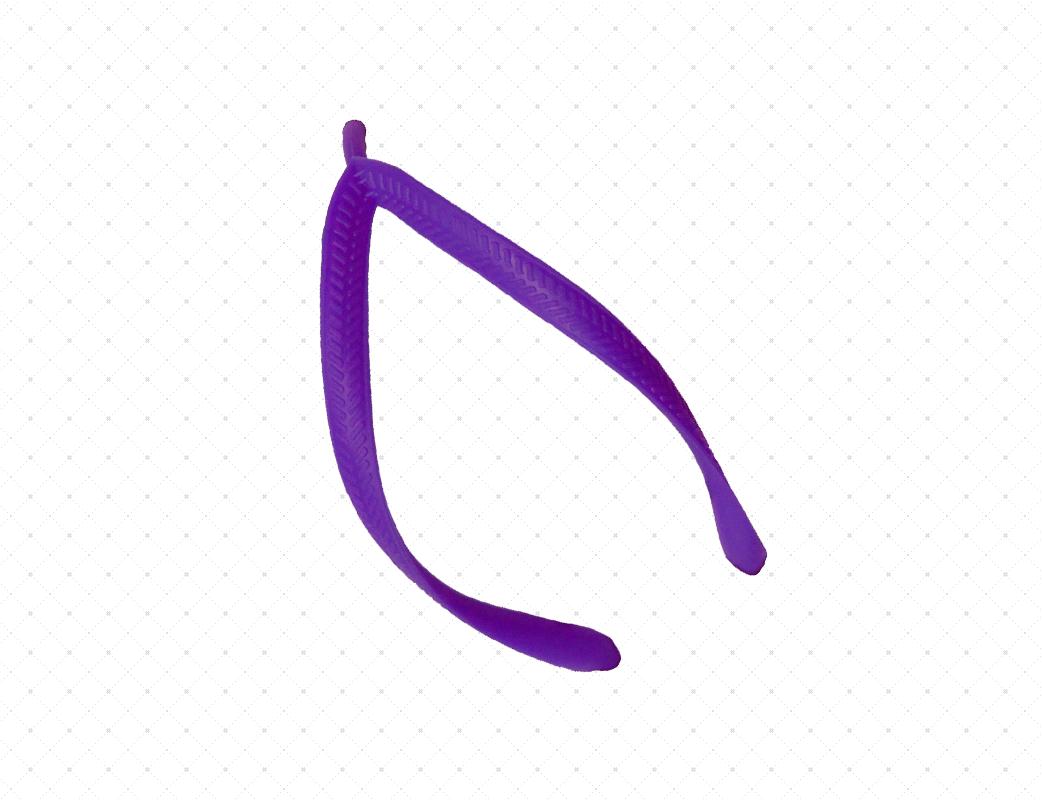 Purple Strap