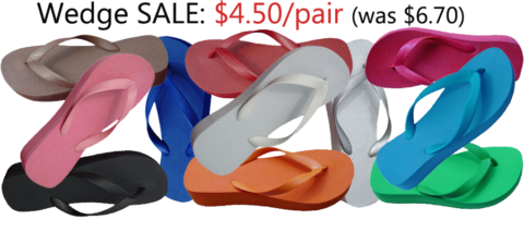 High Heel Flip-Flop SALE