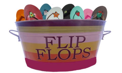 Boys Wholesale Flip-Flops