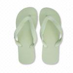 Ivory Flip-Flops