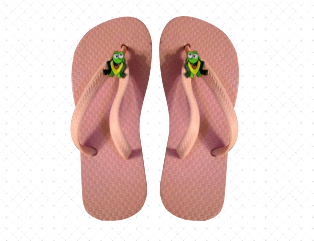 Infant Size 3 Flip Flops