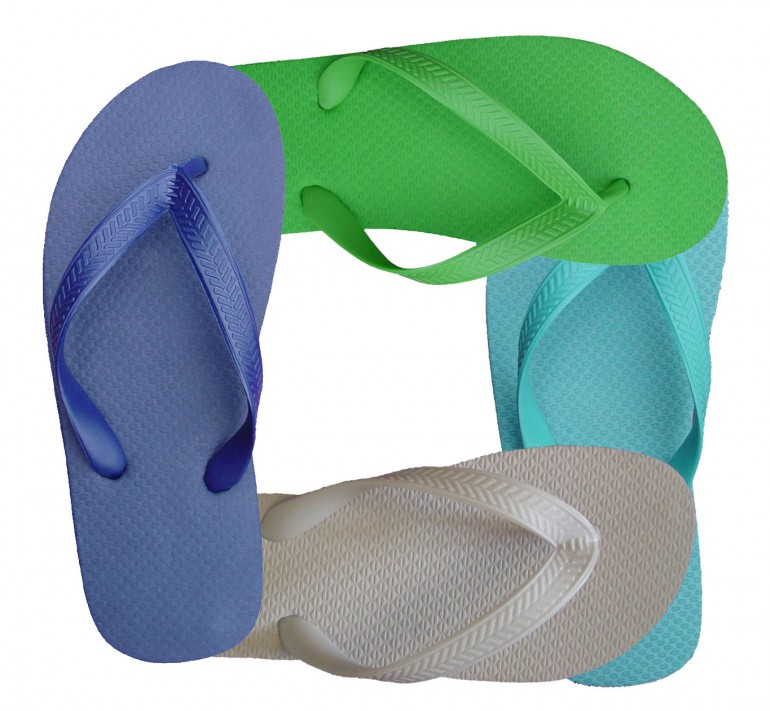 18db6533a0648 Plain Flip-Flops
