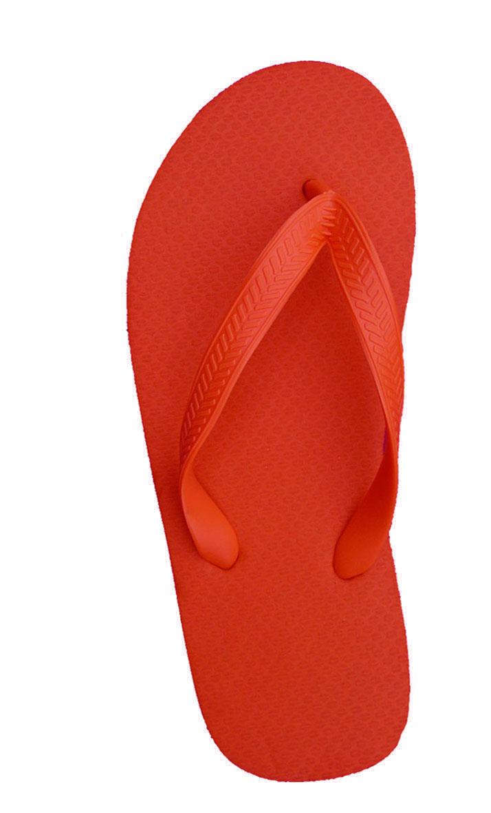 Unbranded Bright Red - INBOP Flip-Flops