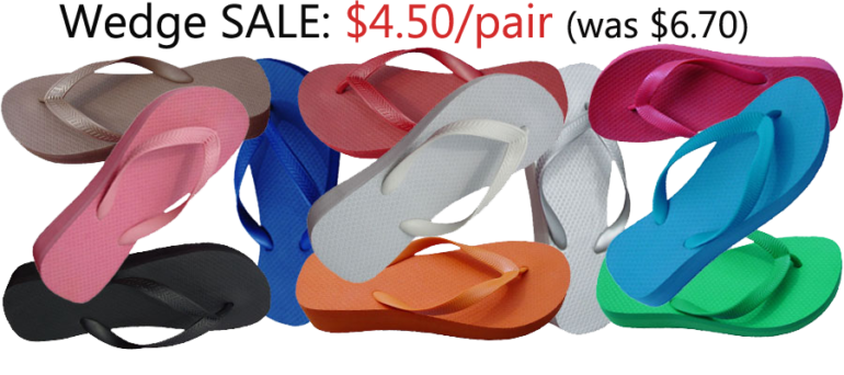 7b7a531ff5c Wholesale SALE for Wedge ( High Heel Flip-Flops )