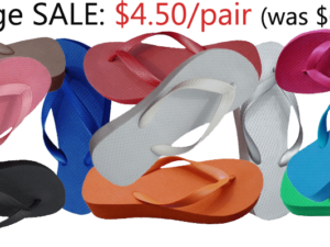 Wholesale Wedge Flip-Flop